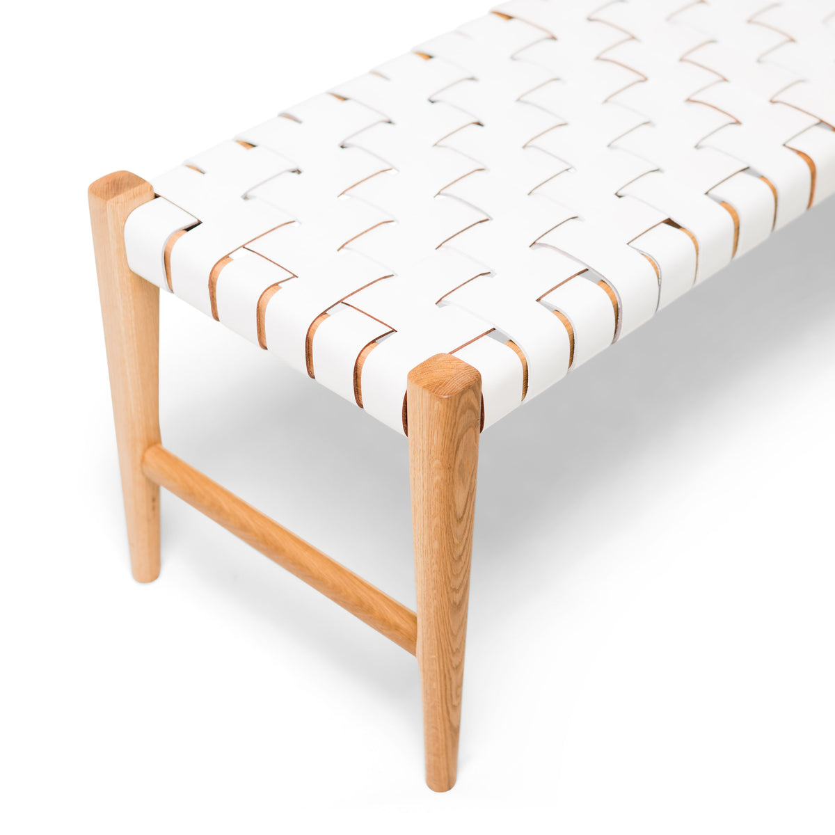 Kent Bench - White