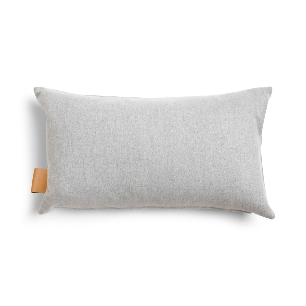 Frankie Lumbar Cushion Cover - Light Grey