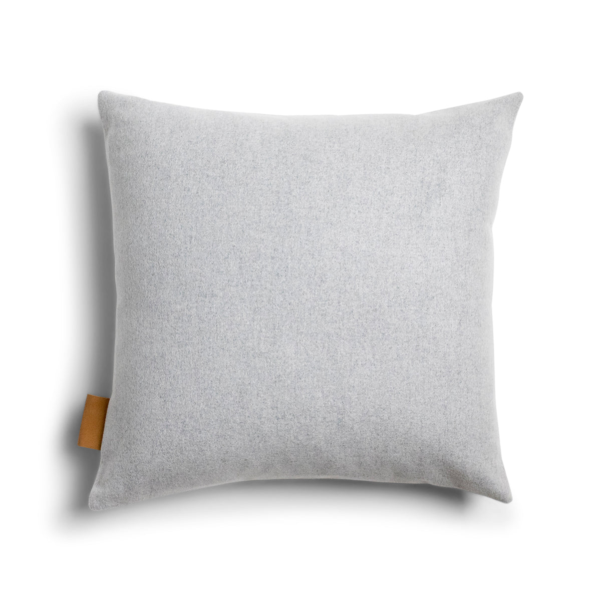 Frankie Square Cushion Cover - Light Grey