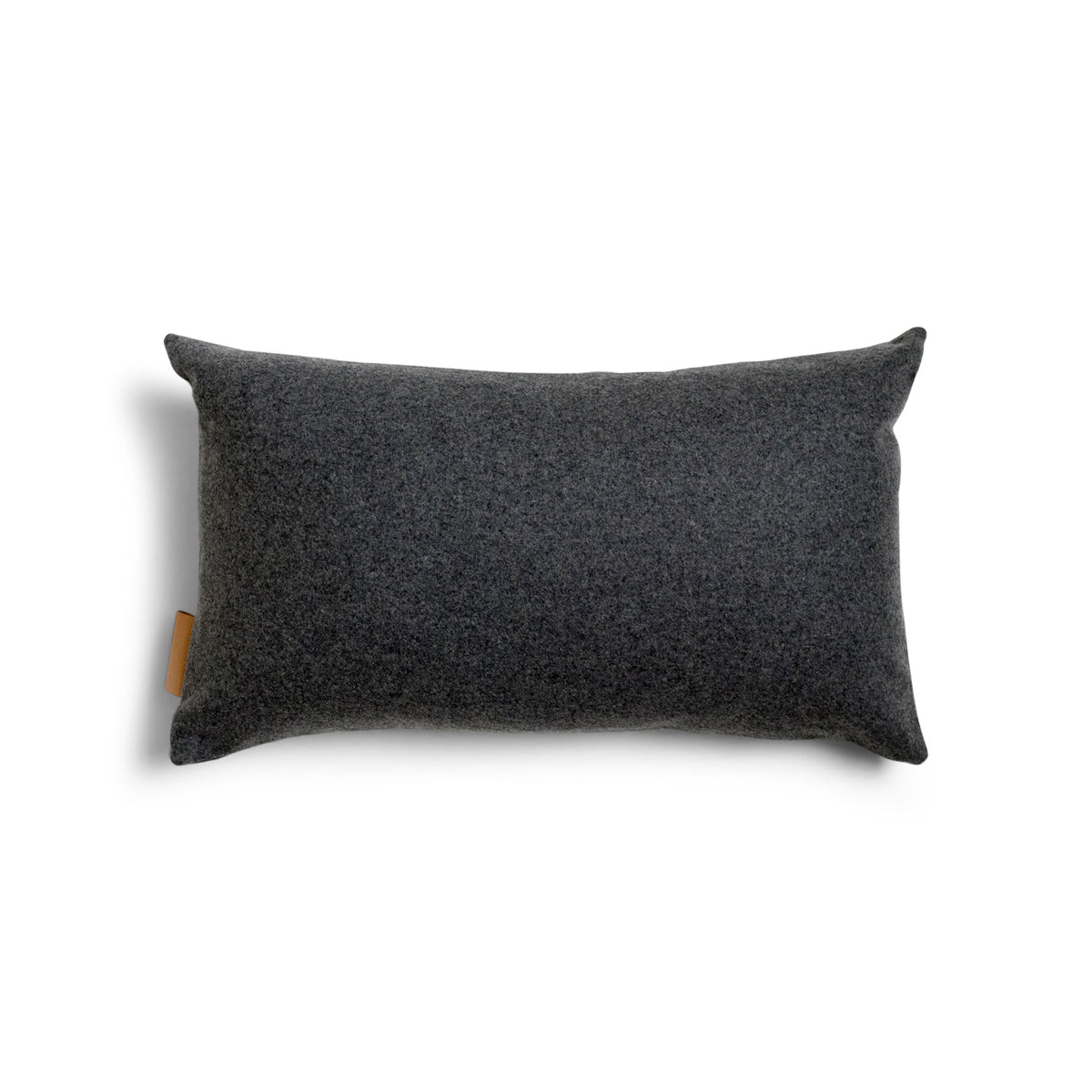 Frankie Lumbar Cushion Cover - Charcoal