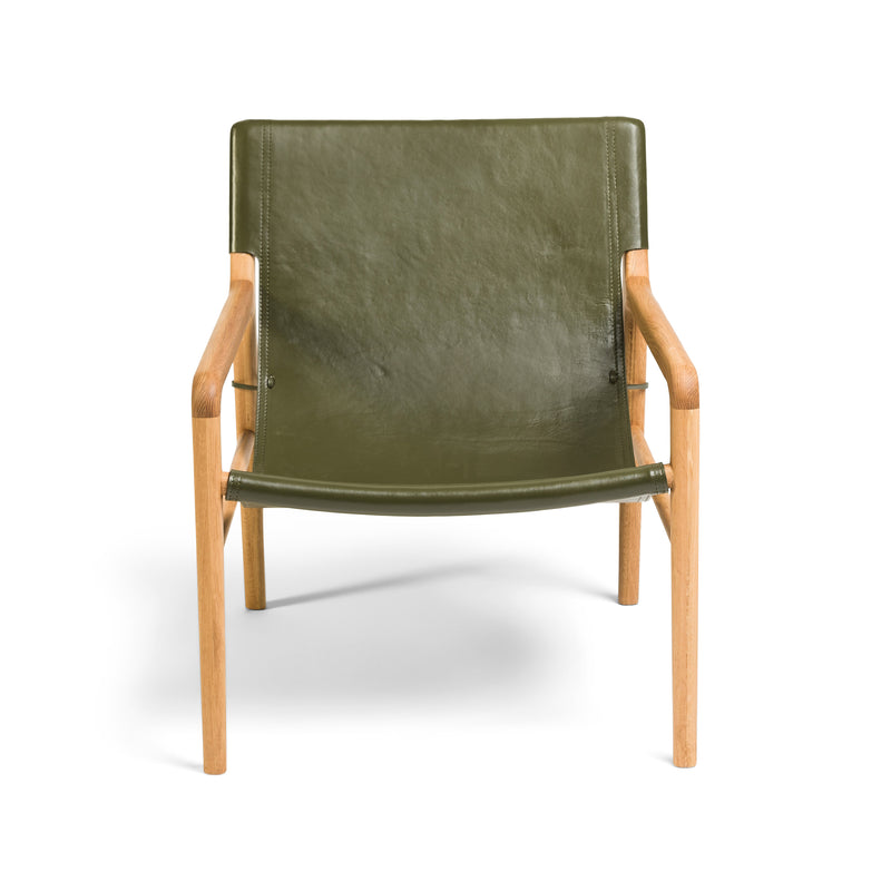 Smith Canvas Back - Olive