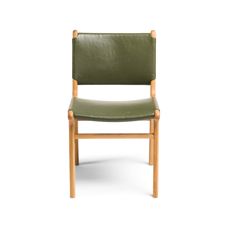 Spensley Dining Chair - Olive