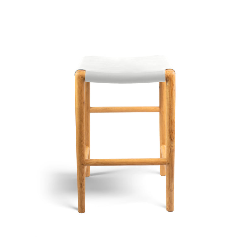 Spensley Stool Oak - Grey
