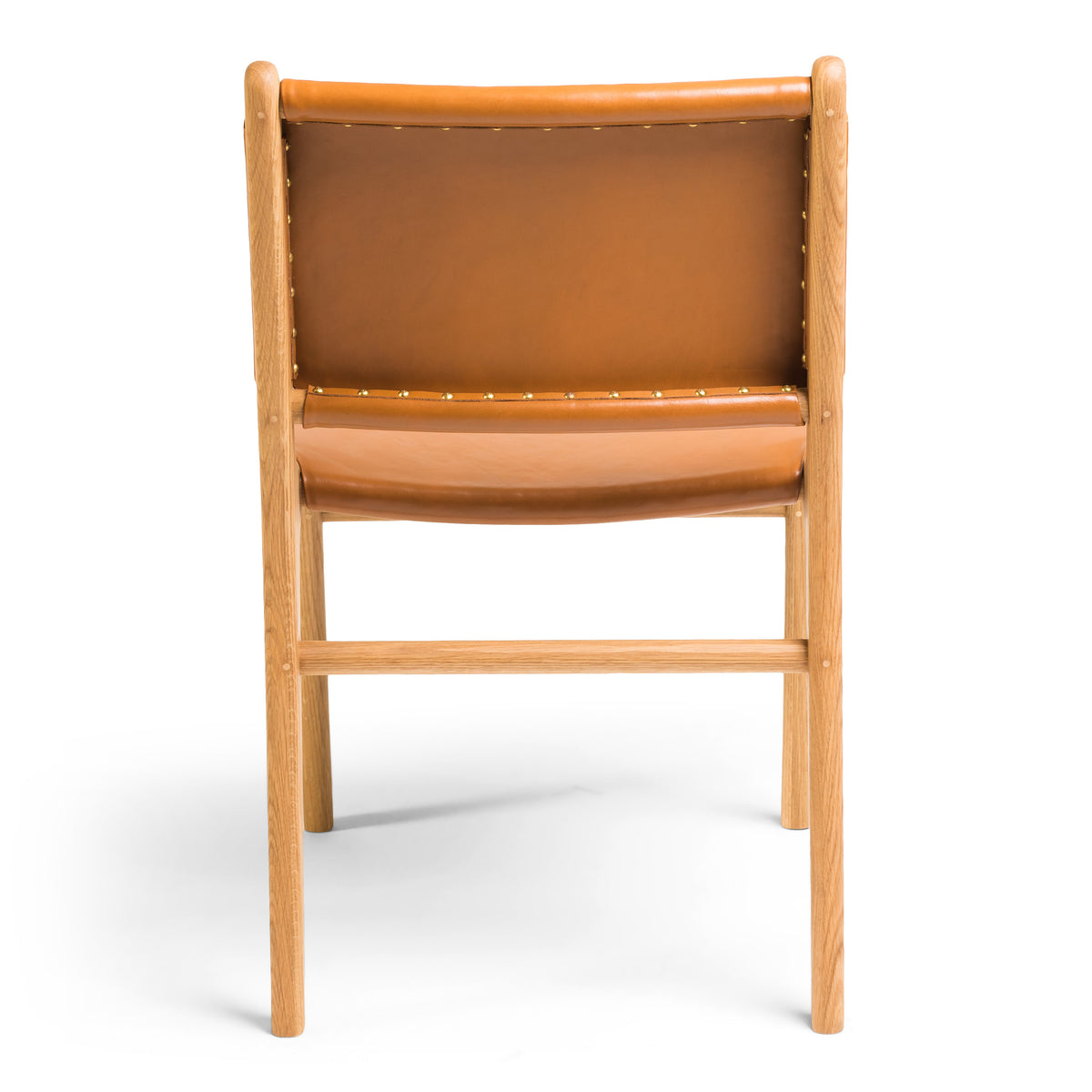 Spensley Dining Chair Oak - Whiskey