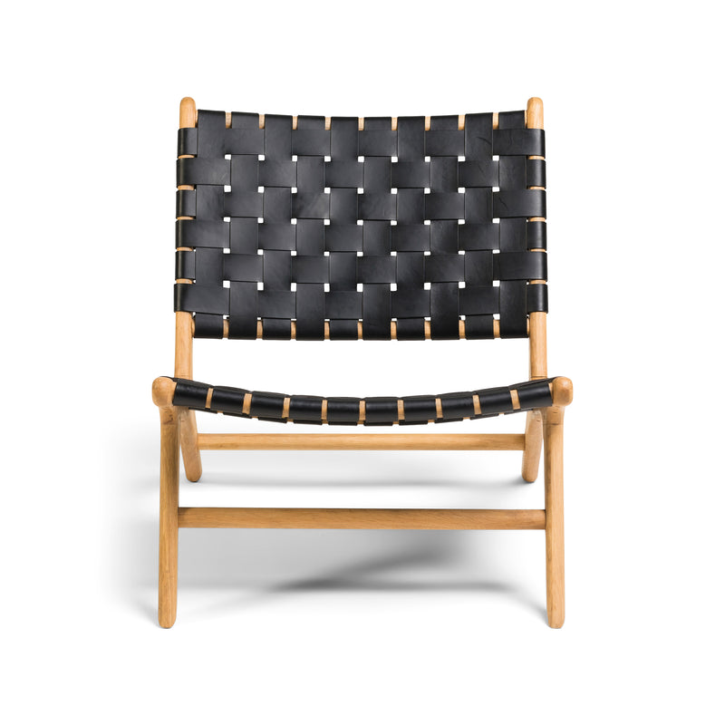 Tanner Armchair - Black