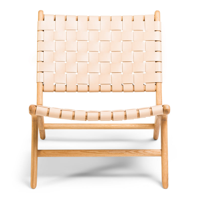 Tanner Armchair - Natural Blush