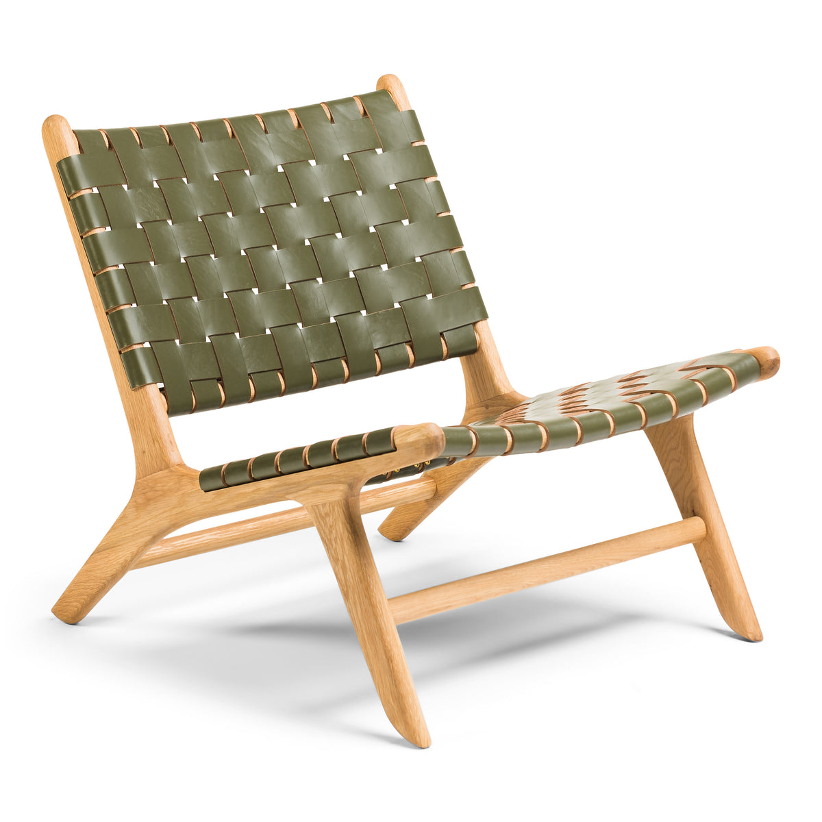 Tanner Armchair - Olive
