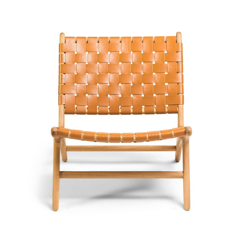 Tanner Armchair - Whiskey
