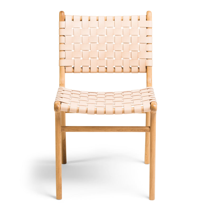 Tanner Dining Chair - Natural Blush