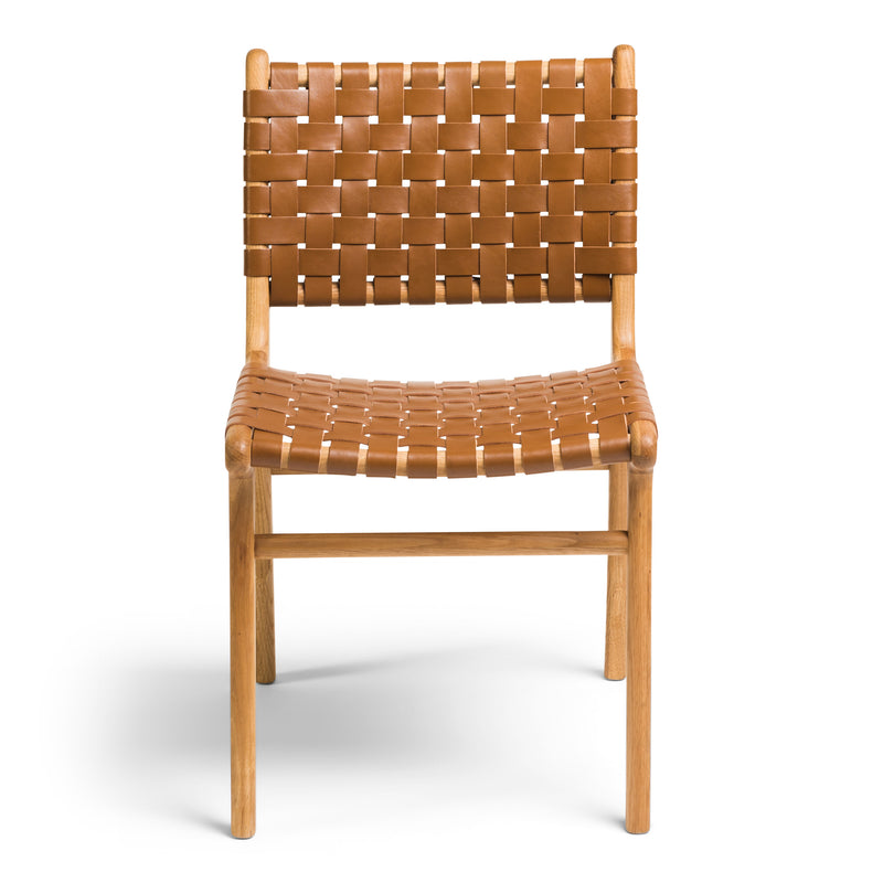 Tanner Dining Chair - Tan