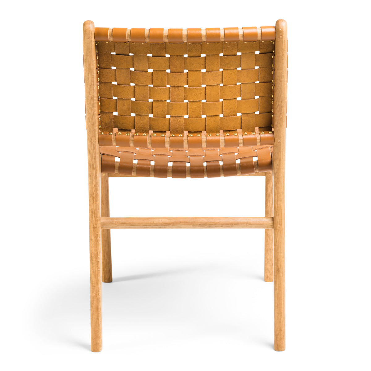 Tanner Dining Chair Oak - Whiskey