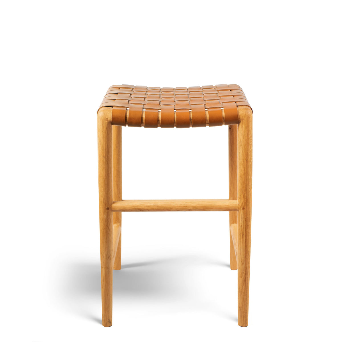 Tanner Stool Oak - Whiskey