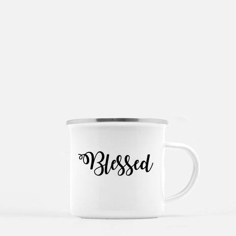 Blessed Campfire Mug - ADR Decor