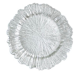 Silver Reef Charger Plates - ADR Decor