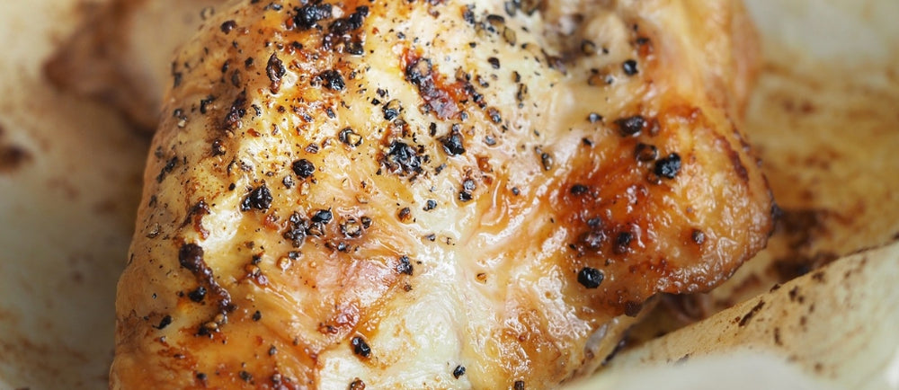 Chicken with Asian BBQ Rub