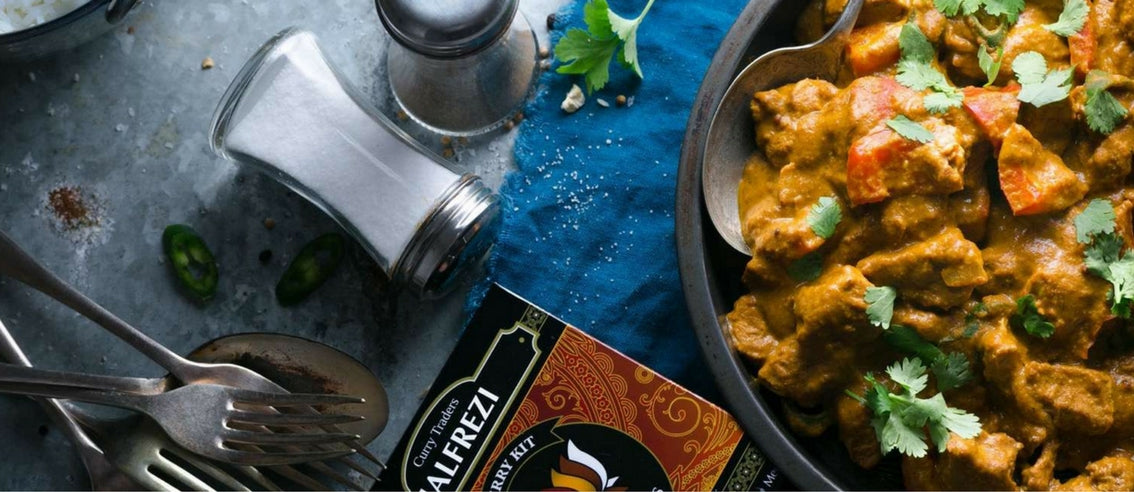 Jalfrezi Curry Kits make at home
