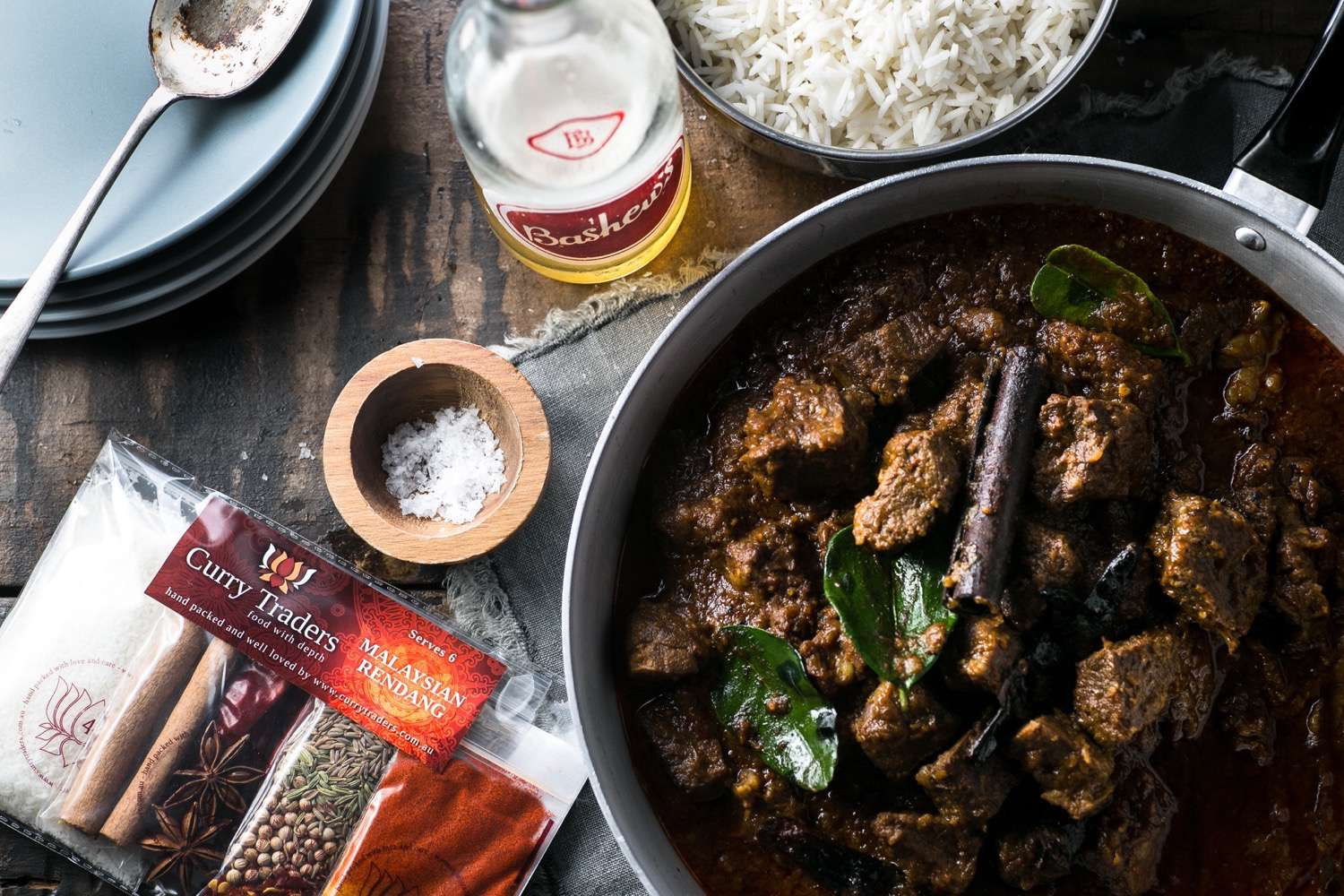 Malaysian Rendang Curry Kit to make at home
