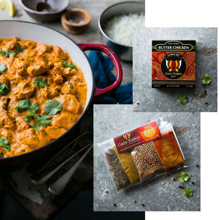 Curry Traders   Gourmet Curry Kits for cooking at home for