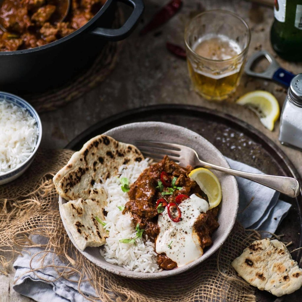 Make Bombay Masala Curry at home with Curry Traders