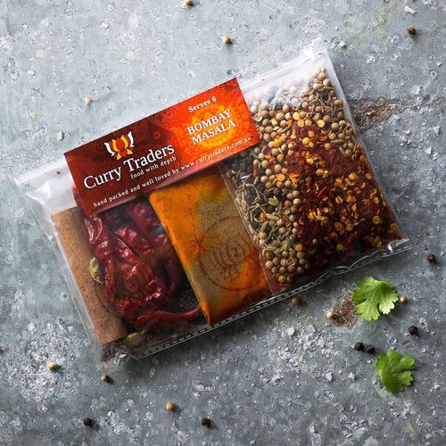 Bombay Masala Curry Kit to make at home