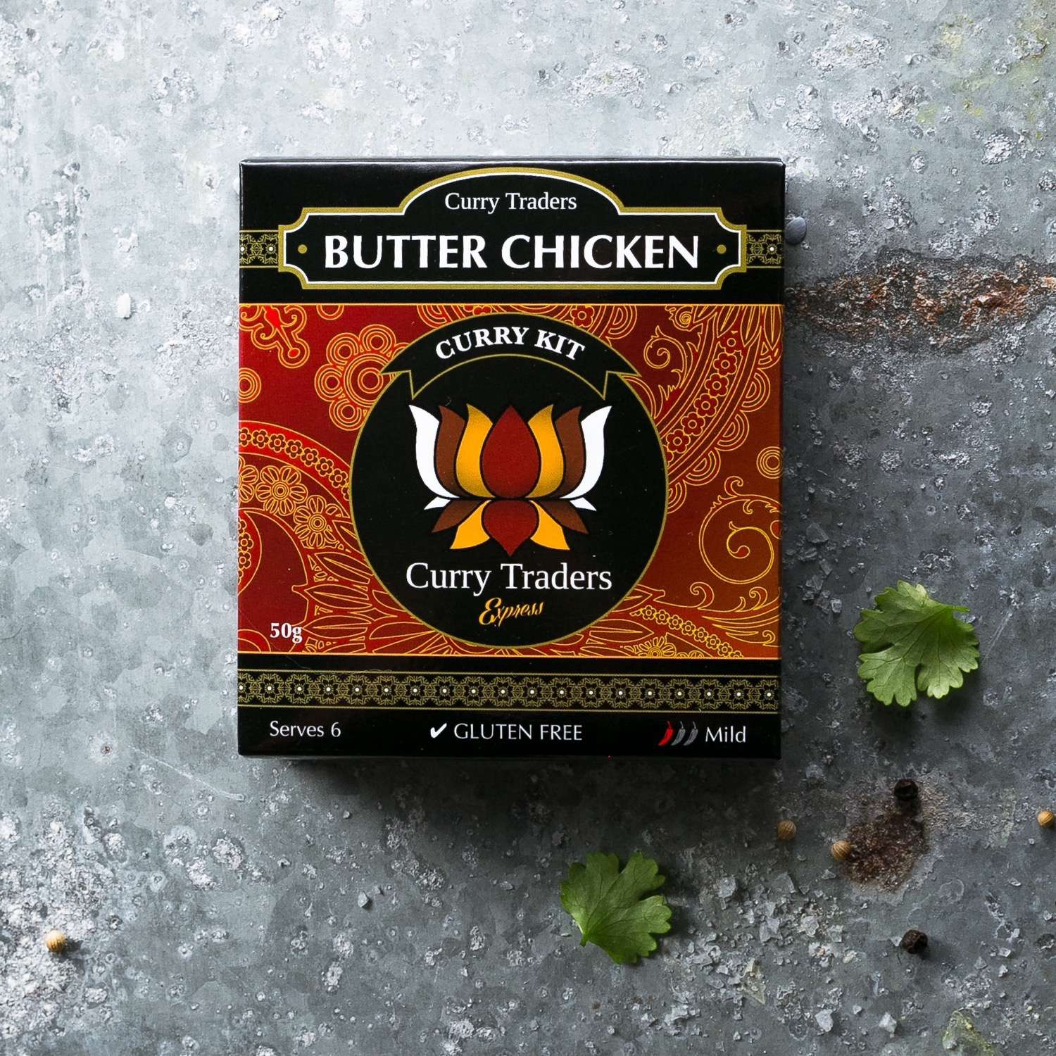 Butter Chicken Express Curry Kit to cook at home
