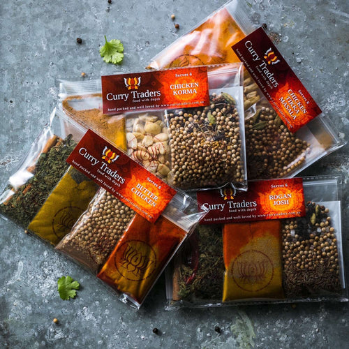Mild Curry Combo Packs - buy online and save
