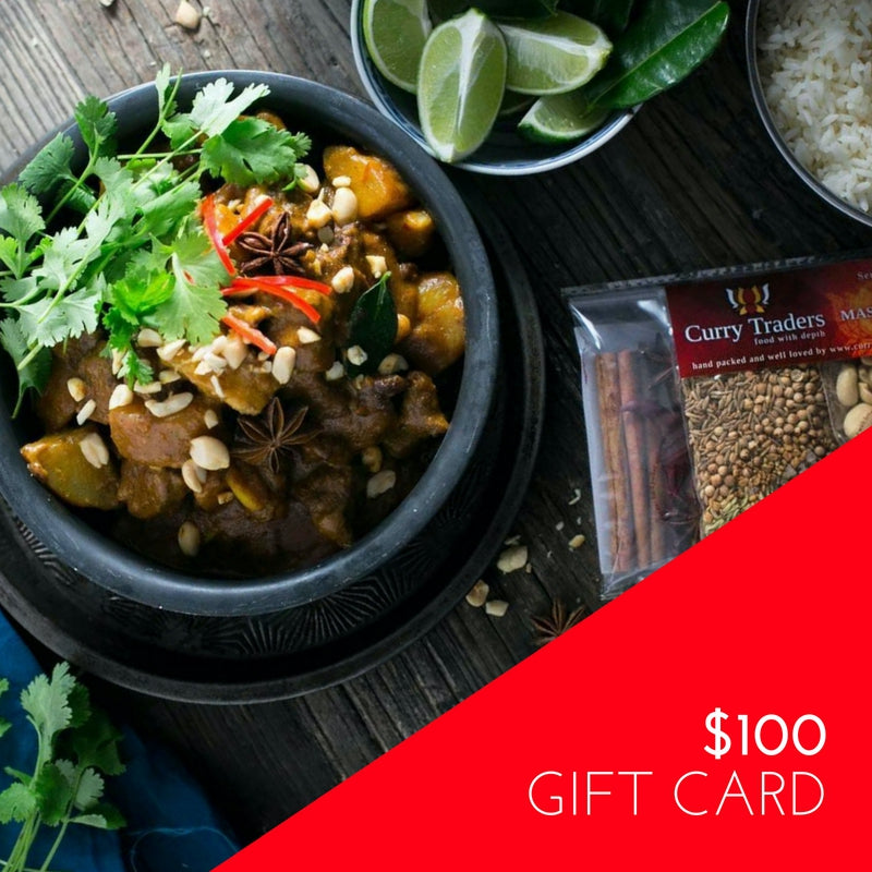 Curry Traders Gift Cards
