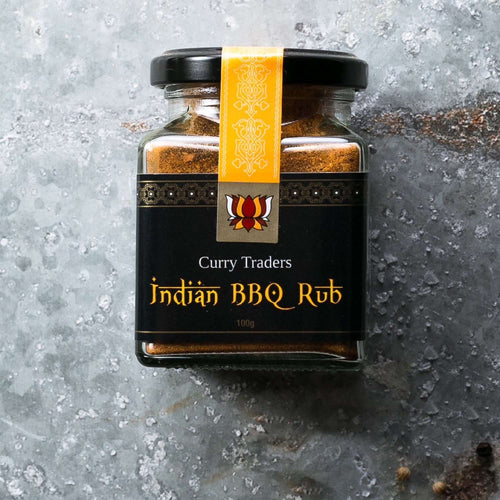 Curry Traders BBQ Indian Rub