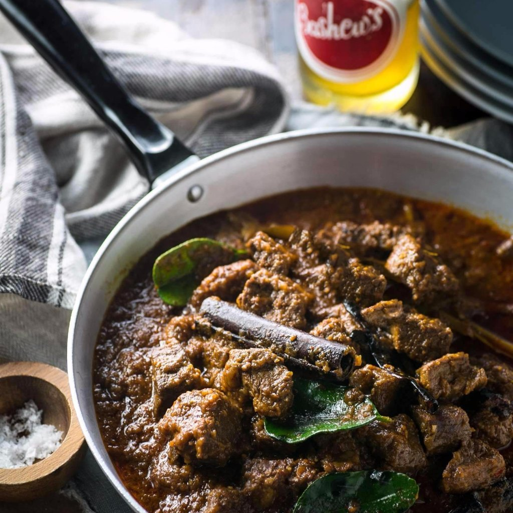 Malaysian Rendang Curry Kits to cook at home