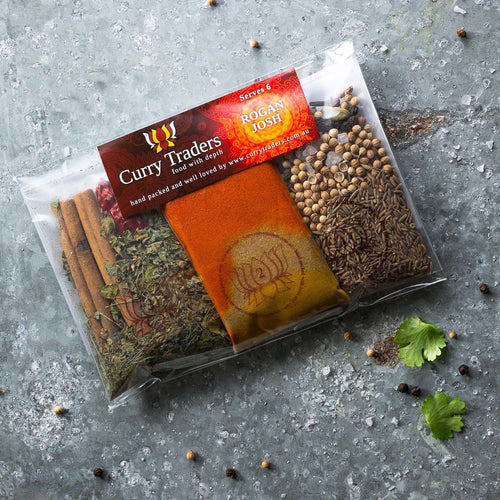 Rogan Josh Curry Kit to cook at home