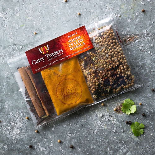 South Ceylon Masala Curry Kit