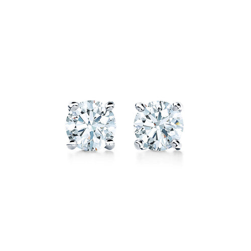 1.67ctw Clarity Enhanced Diamond Studs