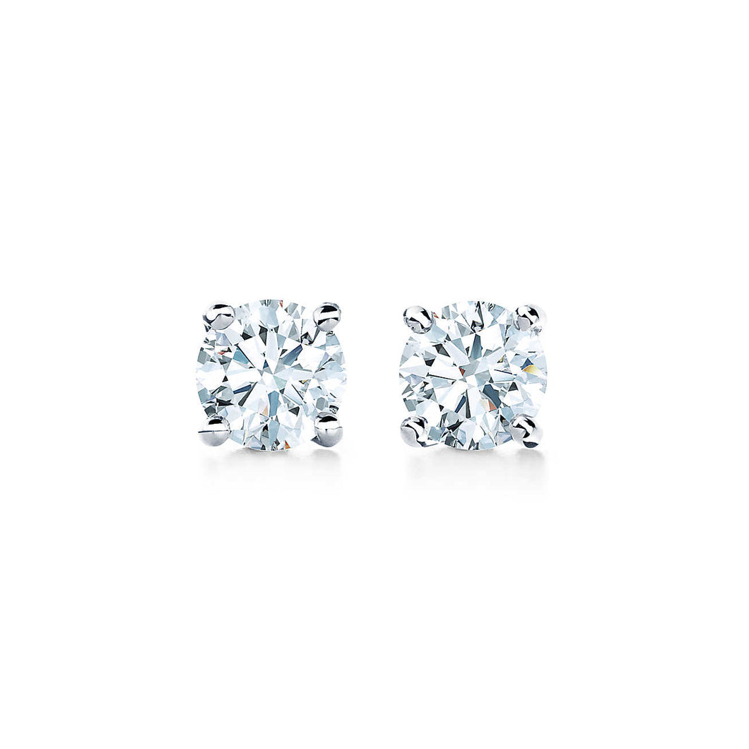 .90ctw Diamond Studs