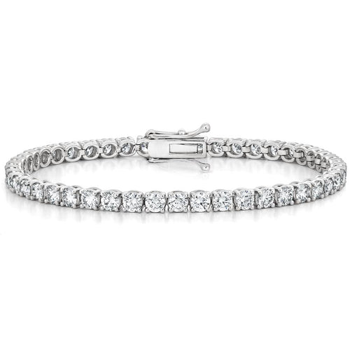 3.11ctw Diamond Tennis Bracelet