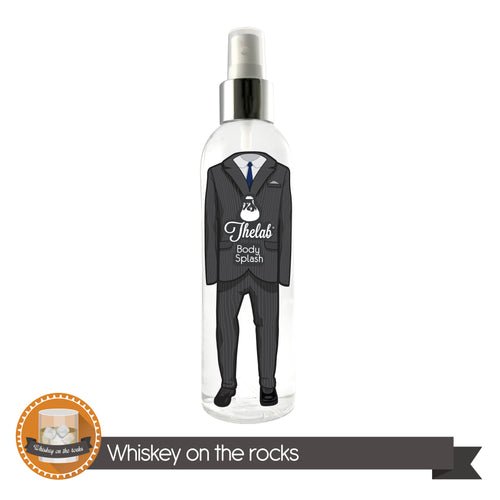 Whiskey on the rocks - 240 ml