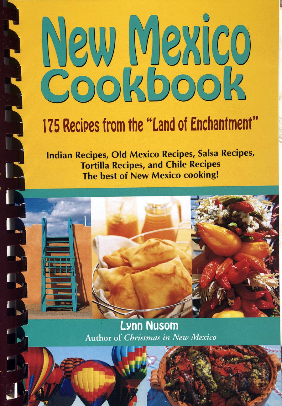 """New Mexico Cookbook"""