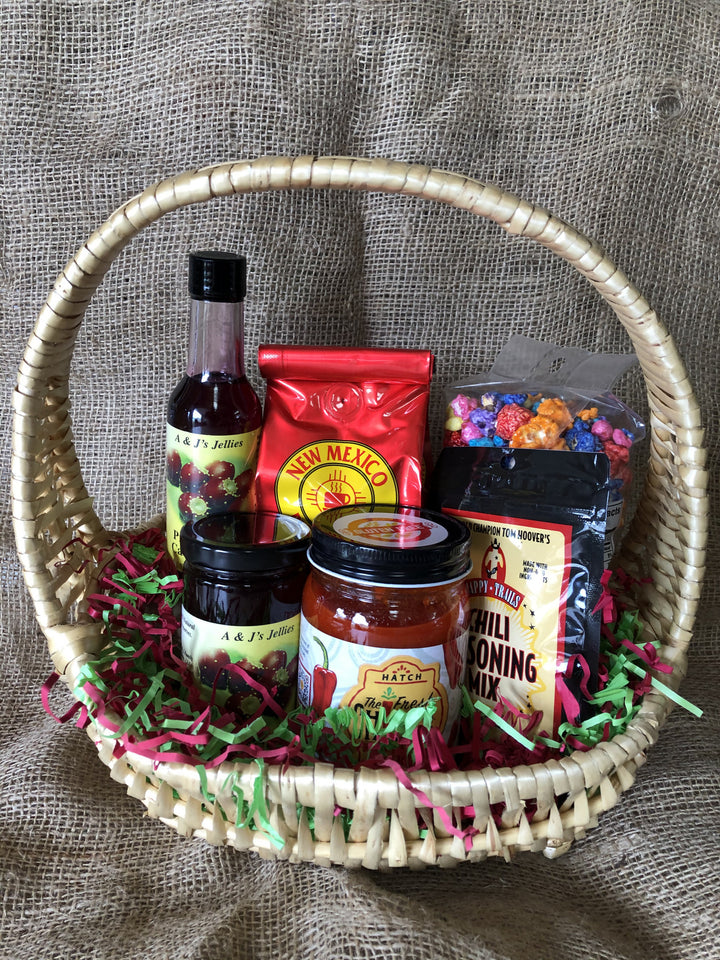 GIFT BASKET- FILLED WITH NEW MEXICO LOVE!