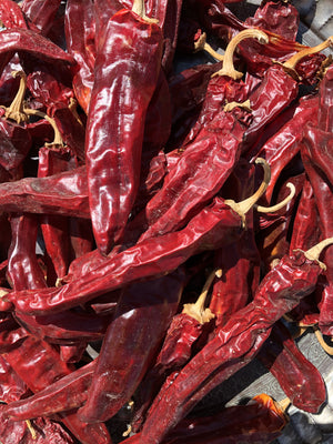Snake Ranch Farms Sundried Chile Pods