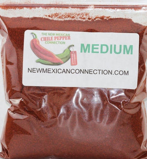 Red Chile Powder 2019  -  12 OZ.