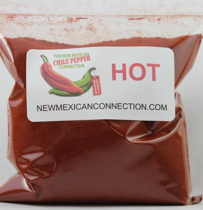 Red Chile powder - 100% Chile- 12OZ. *2018 RED