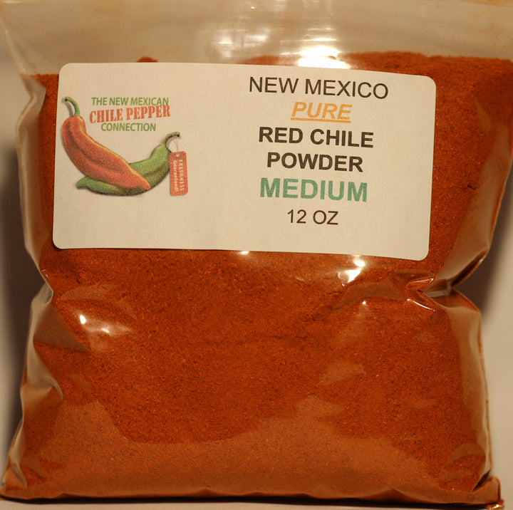 PURE New Mexican Red Chile Powder