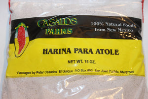 Casados Farms Blue Harina Para Atole 15 oz