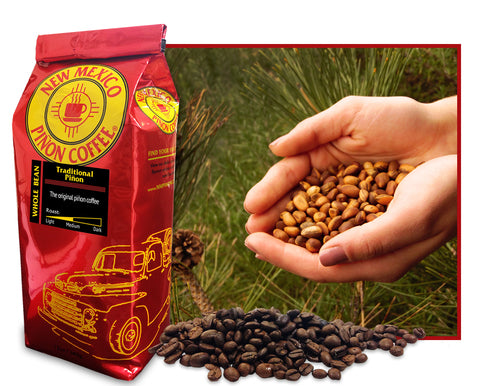 New Mexico Pinon Coffee 12 oz ground