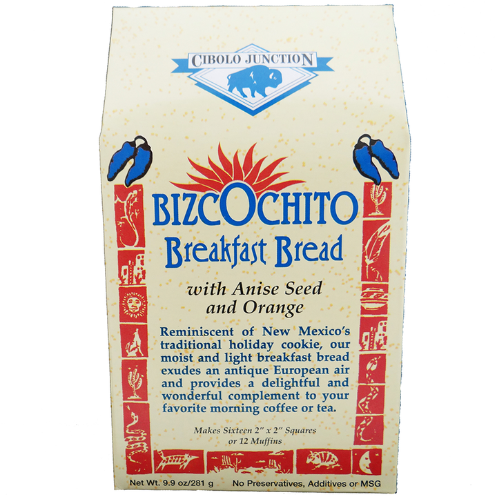 Biscochito Breakfast Bread