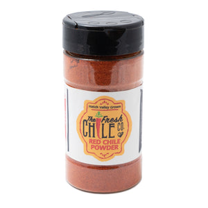The Fresh Chile Company Hatch Red and Green Chile Powders
