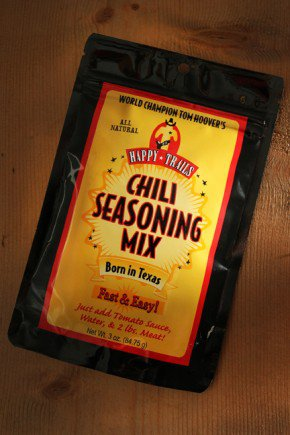 happy trails chili mix