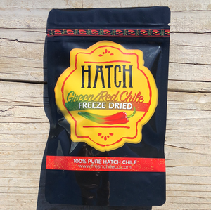 The Fresh Chile Company Freeze Dried Hatch Chile
