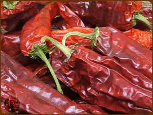 RED CHILE PODS -1 LBS