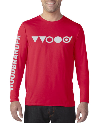 Red Rashguard