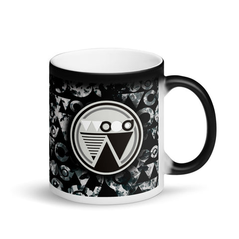 Smoke Magic Mug (Taza para café)